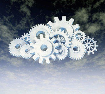 gears in the cloud