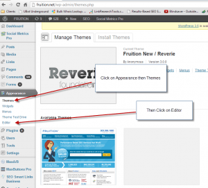 remove-footer-links-in-wordpress