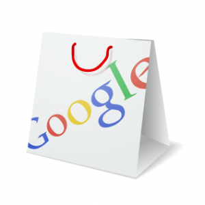 Google shopping bag