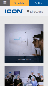 ICON Lasik mobile