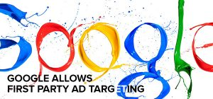 Google Ad Words - First Party Targeting