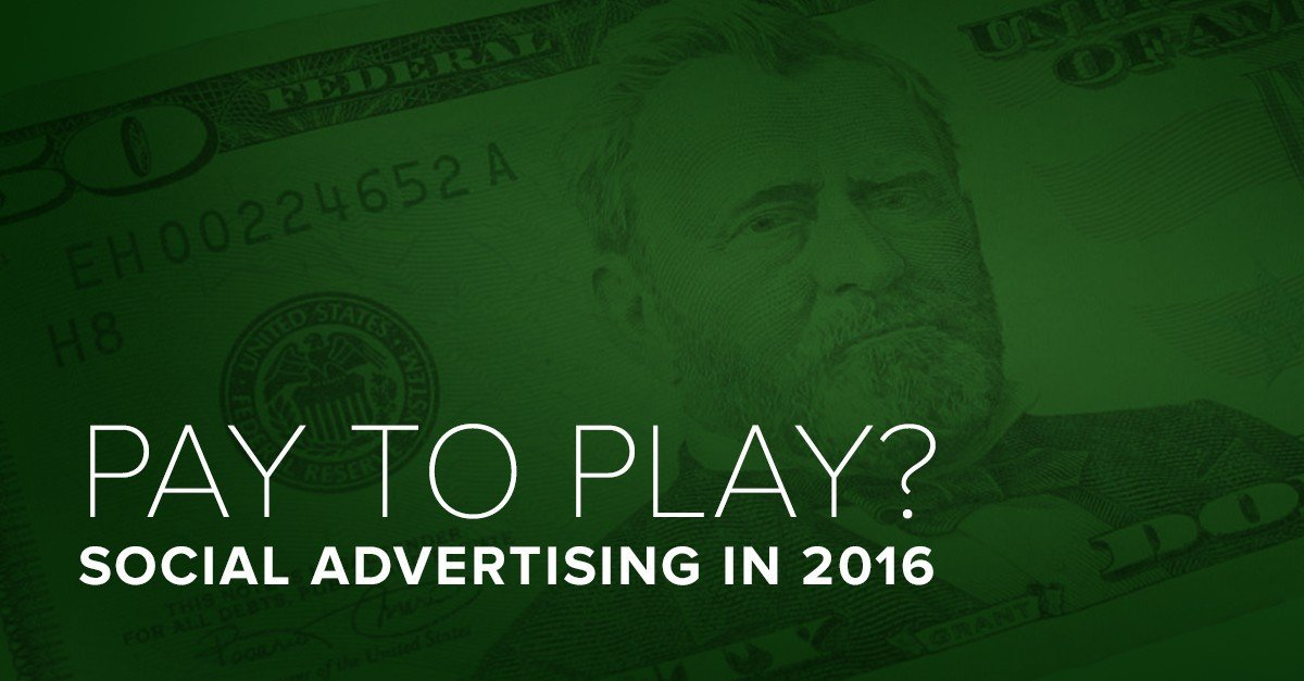 Social Advertising in 2016: Where Should You Be Spending?