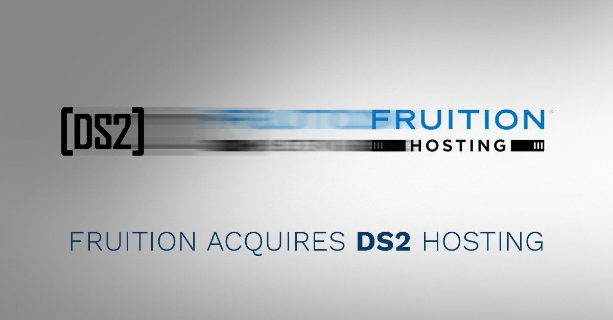 Fruition Acquires DS2 Magento Hosting