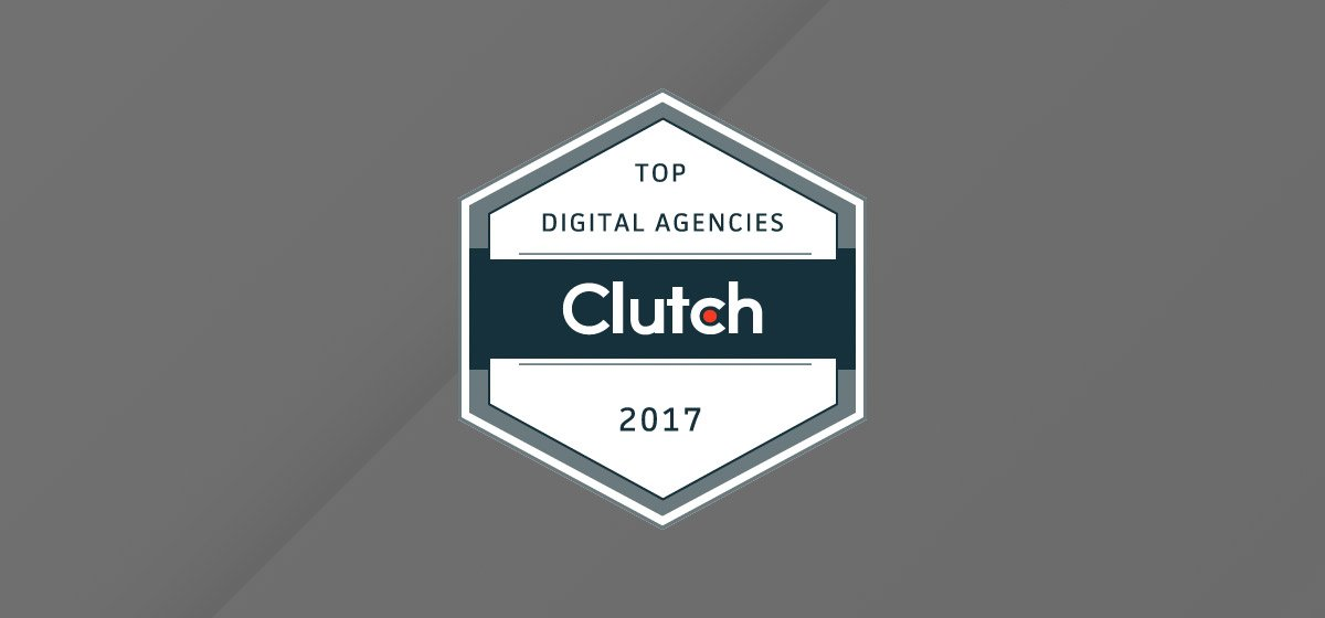 Fruition Named as 2017 Top Digital Agency in the U.S by Clutch