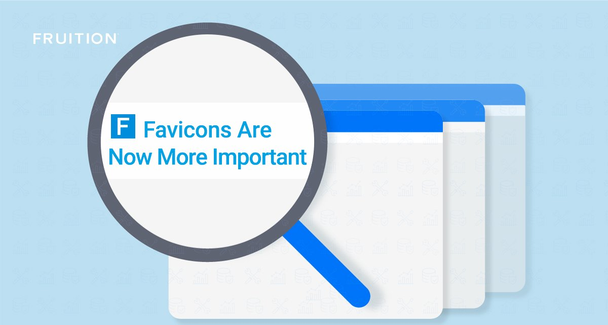 Favicons Matter Now More Than Ever