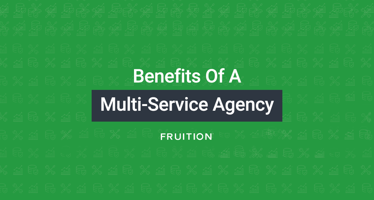 Benefits Of A Multi-Service Agency