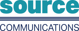 Source Communications logo