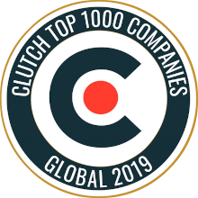 clutch top 1000 company 2019