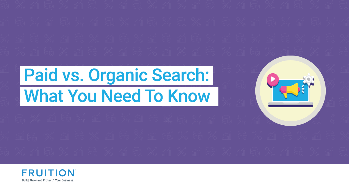 paid vs organic search and what you need to know