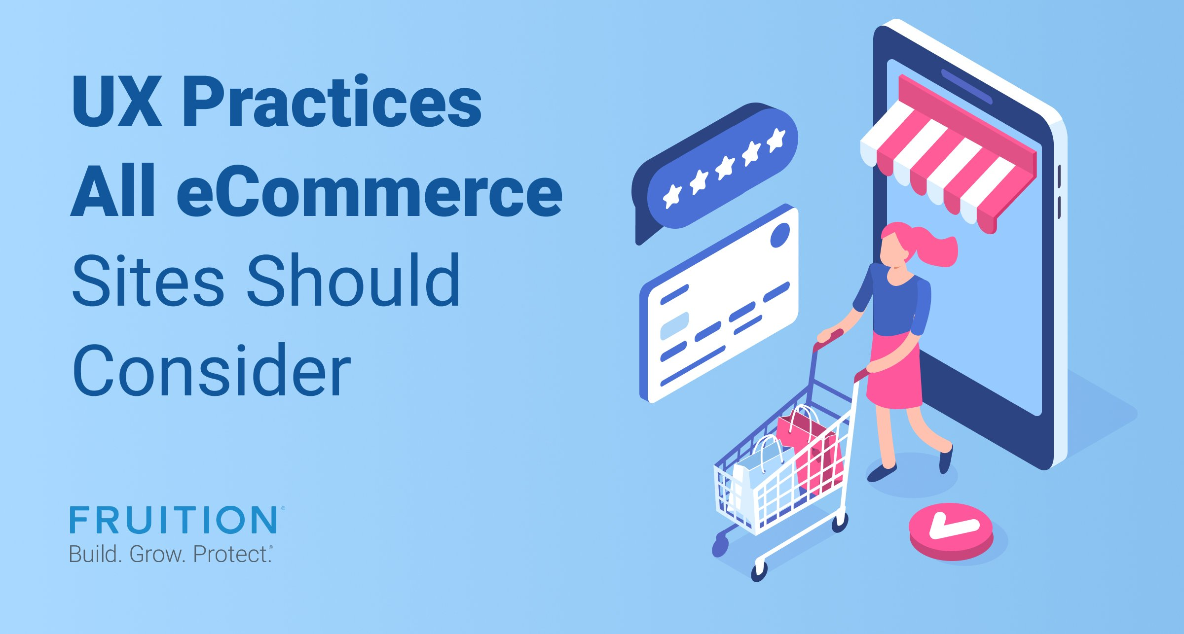 UX Practices All eCommerce Sites Should Consider