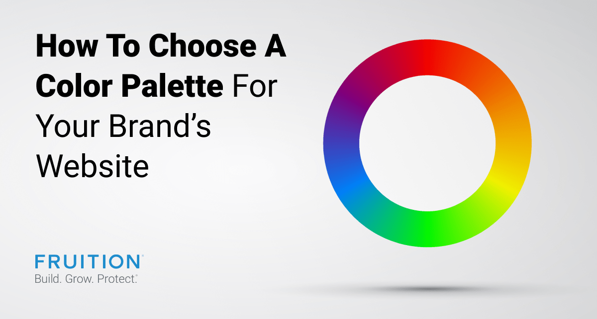 How To Choose A Color Palette For Your Brand's Website