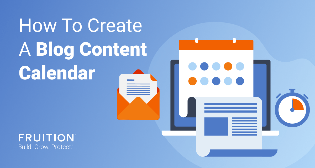 How To Create A Blog Content Calendar