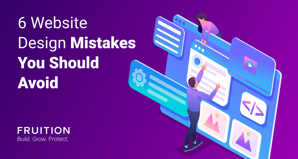 Website Design Mistakes You Should Avoid